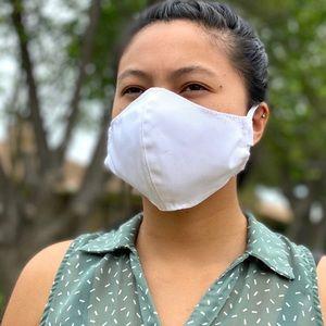 Cotton Face Masks (Washable & Reusable)  lot of 2